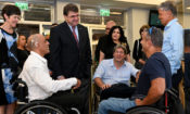 Secretary of Veterans Affairs visit to Israel September 2019