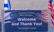 Secretary Pompeo's Travel to Israel November 19-20, 2020