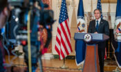 Secretary Blinken Delivers a Speech on U.S. Foreign Policy