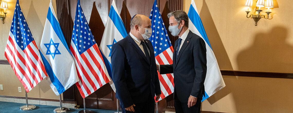 Secretary Blinken's Meeting with Israeli Prime Minister Bennett