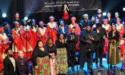 Regional Golden Singers at the Tel Aviv Music Center Gala perfor