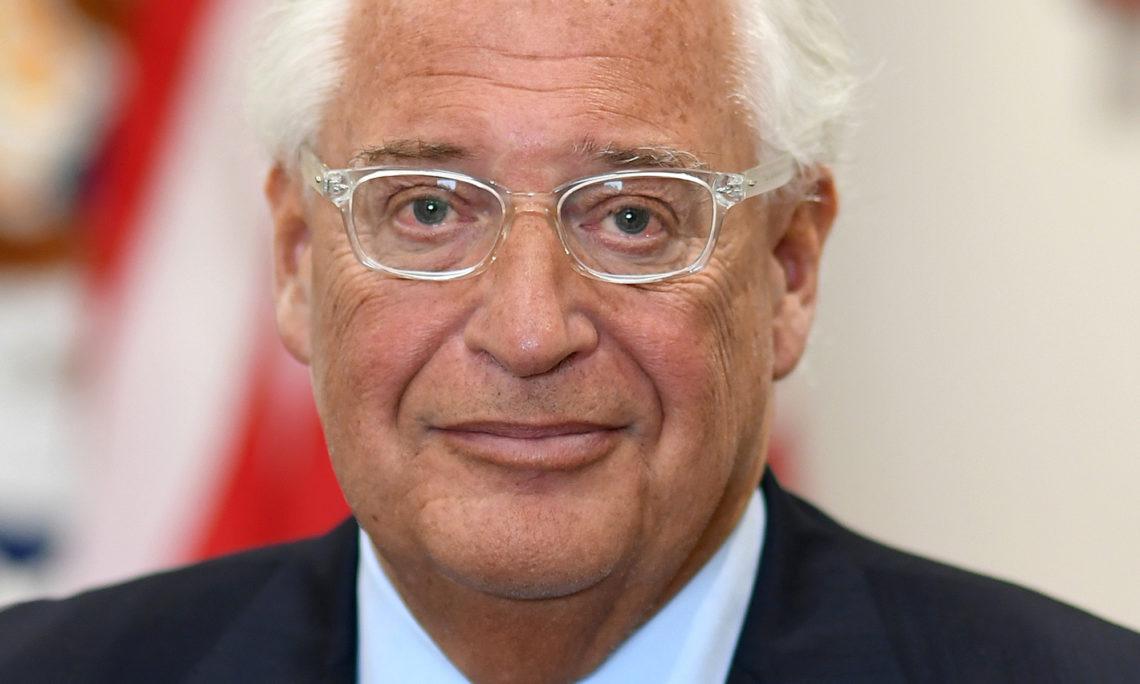 Ambassador David Melech Friedman