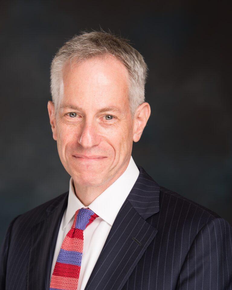 Photo of Chargé d'Affaires Michael Ratney