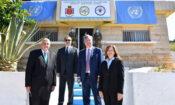UN Special Coordinator for Lebanon Ján Kubiš, US Assistant Secretary David Schenker, Ambassador John Desrocher, Ambassador Elizabeth Shea