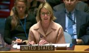 Remarks at a UN Security Council Briefing on the Middle East