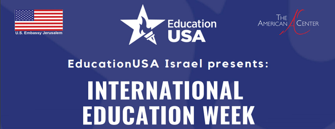 International Education Week 2020 programs