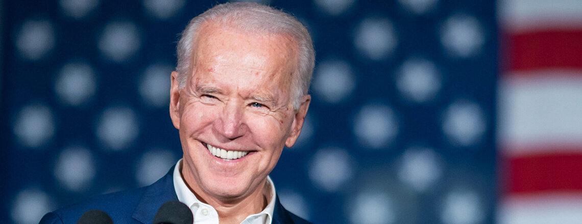 Joe Biden THE PRESIDENT
