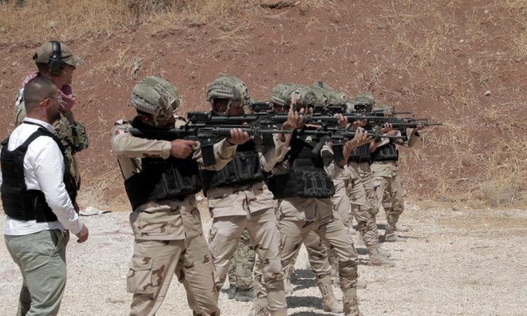 البرنامج التدريبي الأردني المصري الدولي لحرس الحدود