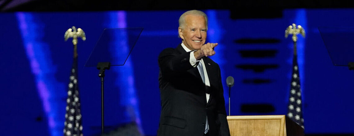 Joe Biden: the 46th U.S. president
