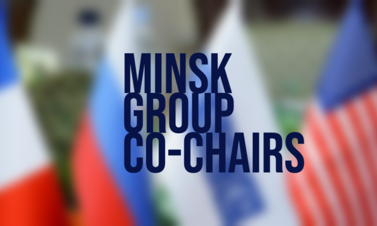 Response to the Report of the Co-Chairs of the  OSCE Minsk Group