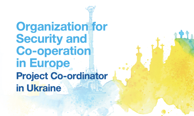 Project Coordinator in Ukraine