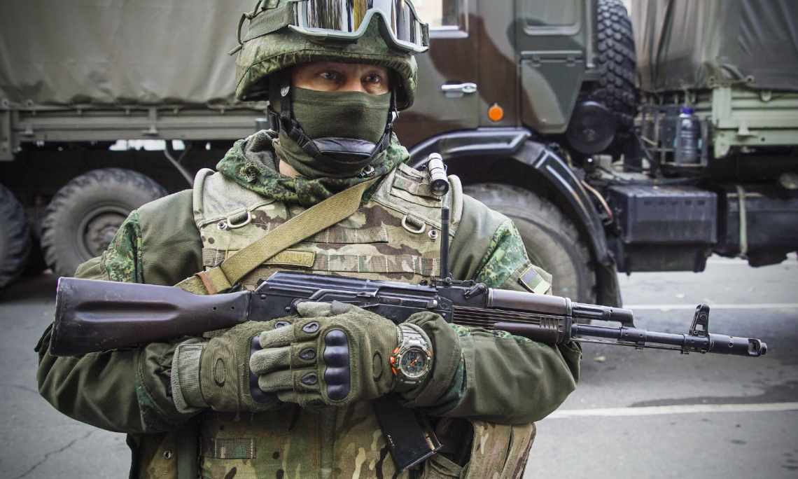 Reply to Russia on the term 'Russia-backed separatists' | USOSCE