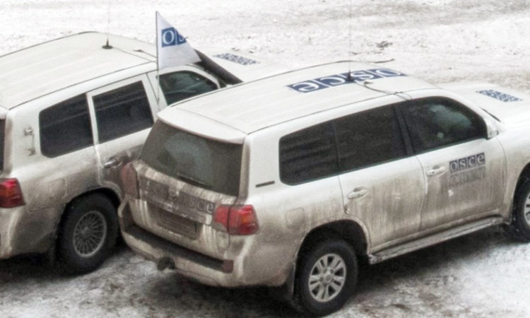 OSCE Special Monitoring Mission (Photo: AP)