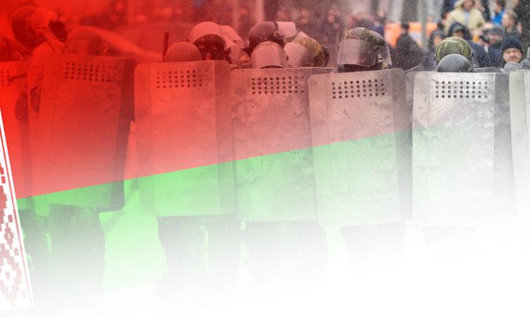 Протесты в Беларуси (photo AP)