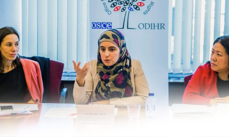 Workshop for Roma and Sinti by ODIHR (OSCE)