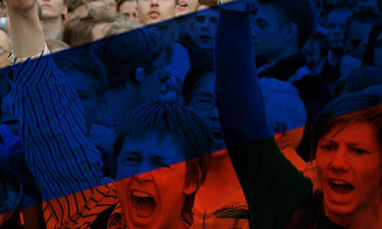 Russian protests June 13, 2017