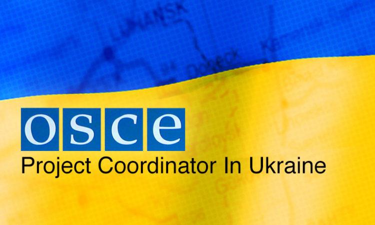 OSCE Project Coordinator in Ukraine