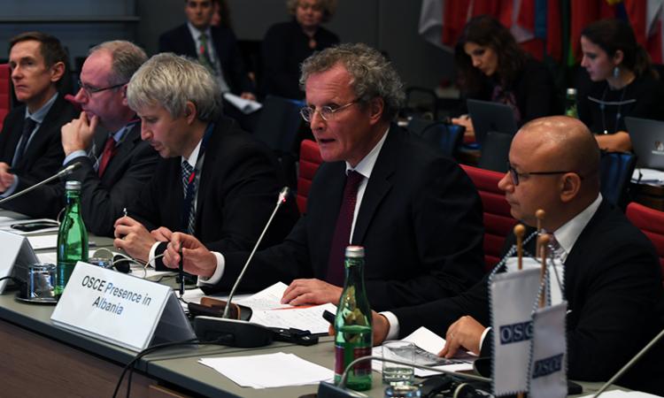 OSCE Presence in Albania HOM