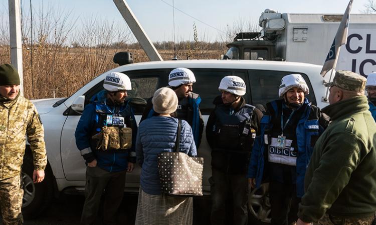 Katerynivka, Luhansk region