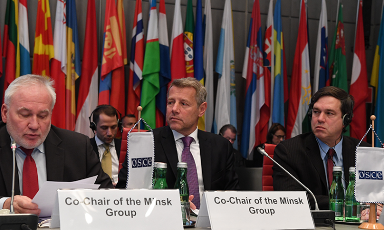 Minsk Group Co-Chairs