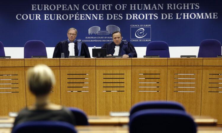 European Court of Human Rights (AP Photo/Jean-Francois Badias)
