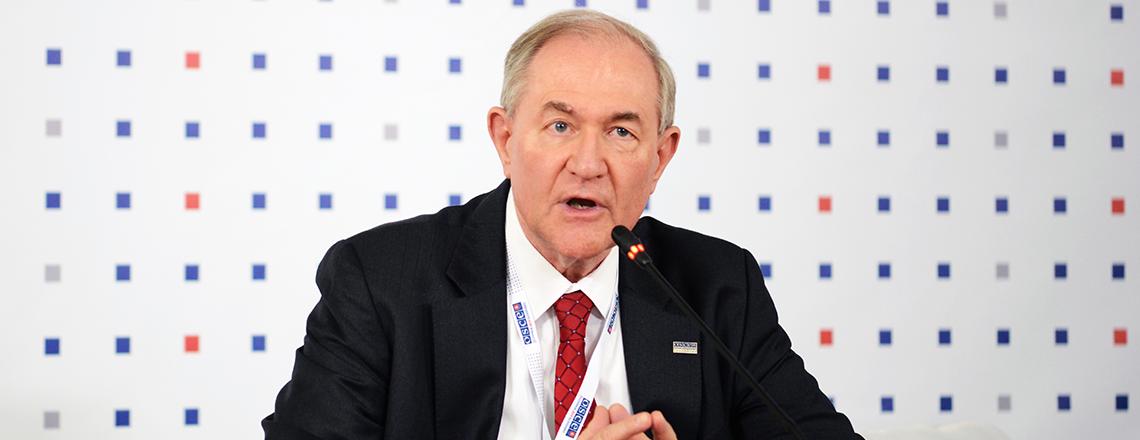 Press Briefing with USOSCE Ambassador James S. Gilmore III