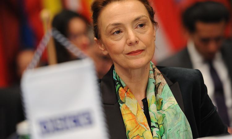 COE SG Marija Pejčinović Burić