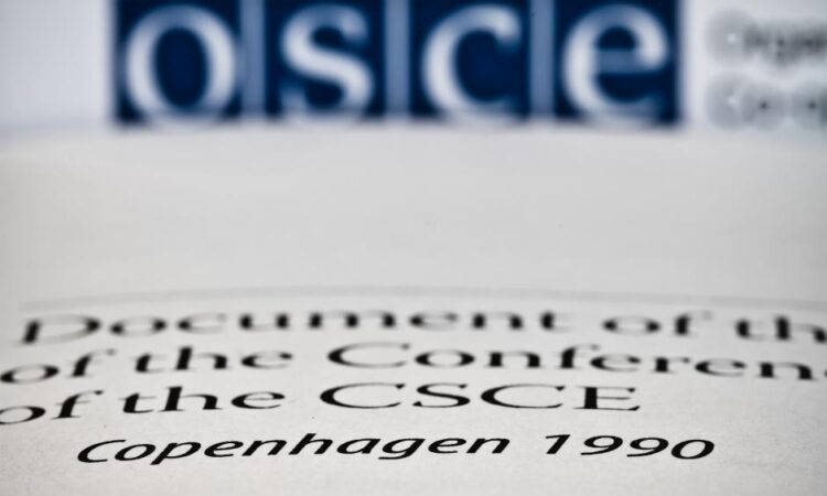 30th anniversary of the landmark Copenhagen Document (OSCE/Curtis Budden)