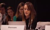 Danish Deputy Permanent Representative Fenja Yamaguchi-Fasting