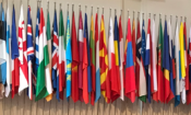 EEF 2019 flags DeGrande