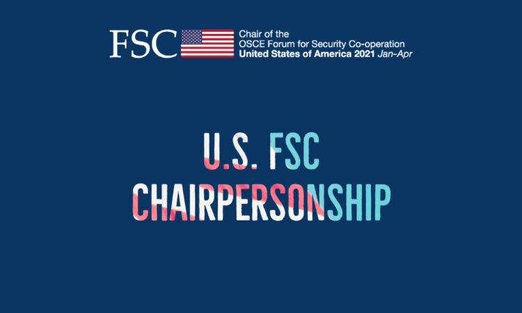 U.S. FSC Chairpersonship