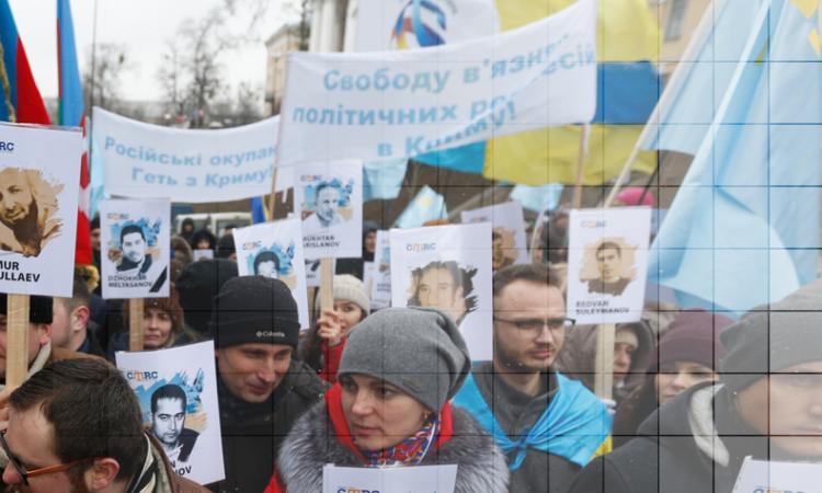 Ukraine Crisis - Crimea