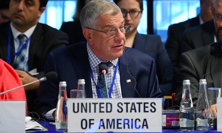Ambassador Kozak at HDIM