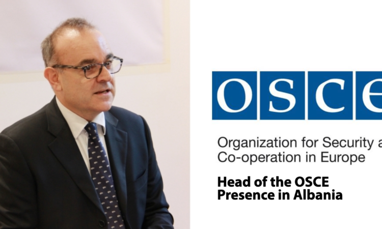 Head of the OSCE Presence in Albania