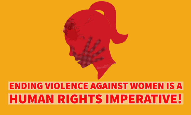International Day against violence towards women