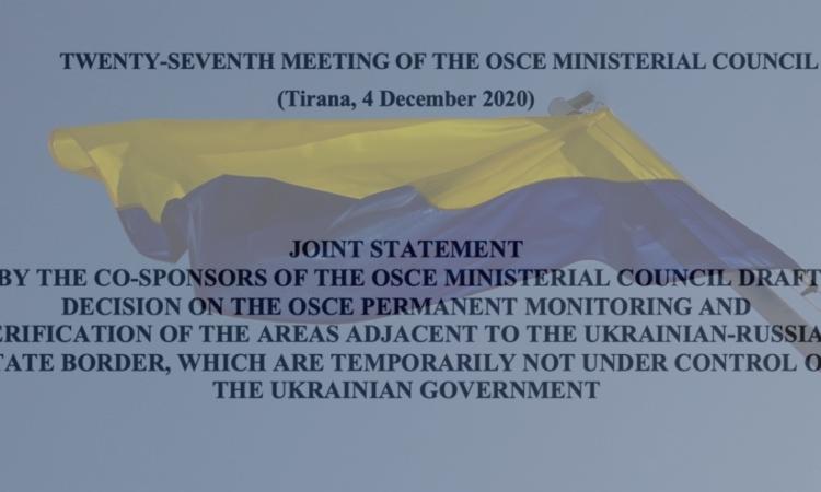Joint Statement Ukraine