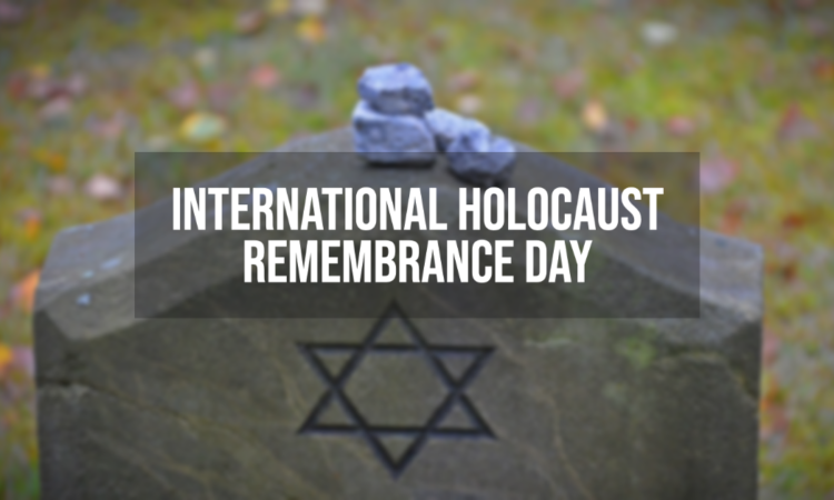 On the Occasion of the Commemoration of the International Holocaust Remembrance Day