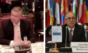 Response to the Report by the Special Rep. of the OSCE CiO in Ukraine and the TCG, AMB Kinnunen and the Chief Monitor of the OSCE SMM to Ukraine, AMB Cevik