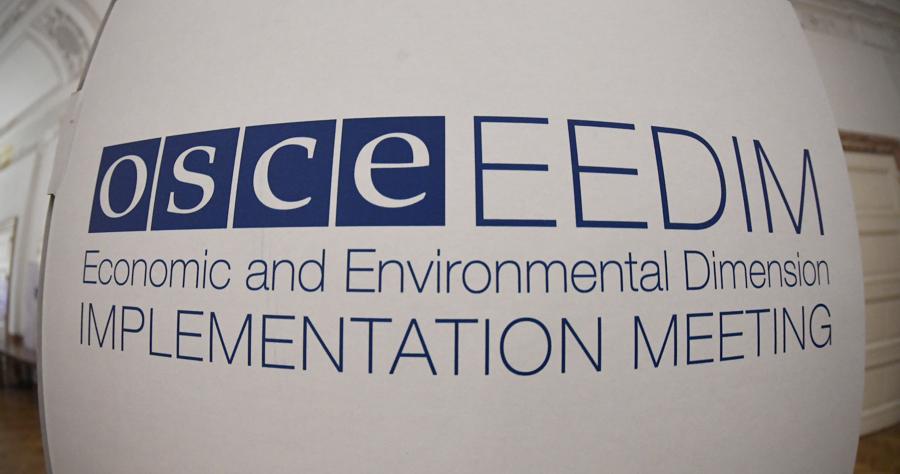 OSCE Economic and Environmental Dimension