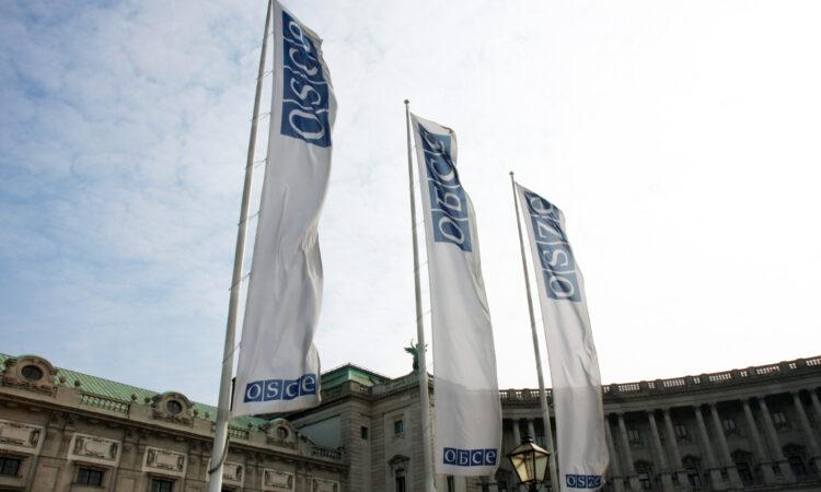OSCE Nagorno Karabakh