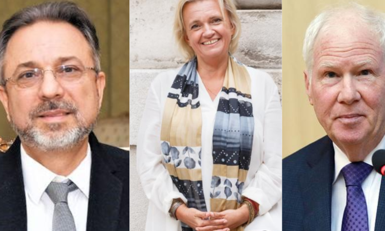 OSCE Personal Representatives of the OSCE Chairperson-in-Office on Combatting Discrimination and Promoting Tolerance.
