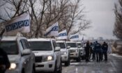 We call on Russia and the forces it leads to immediately cease preventing the other SMM monitors. (Photo:OSCE SMM)