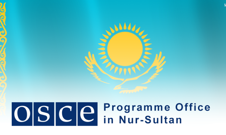 Response to the Report of the Head of the Program Office in Nur-Sultan, Dr. Volker Frobarth (Photo/USOSCE)