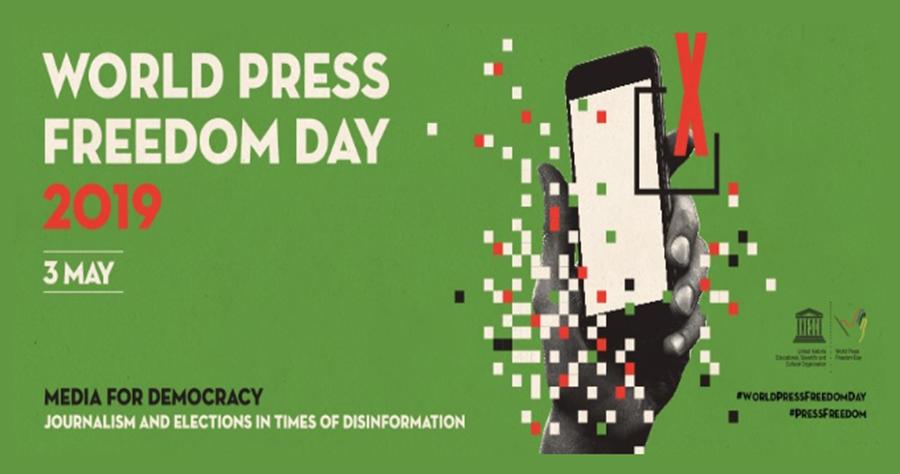 On World Press Freedom Day | U S  Mission to the OSCE