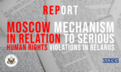 Report Moscow Mechanism