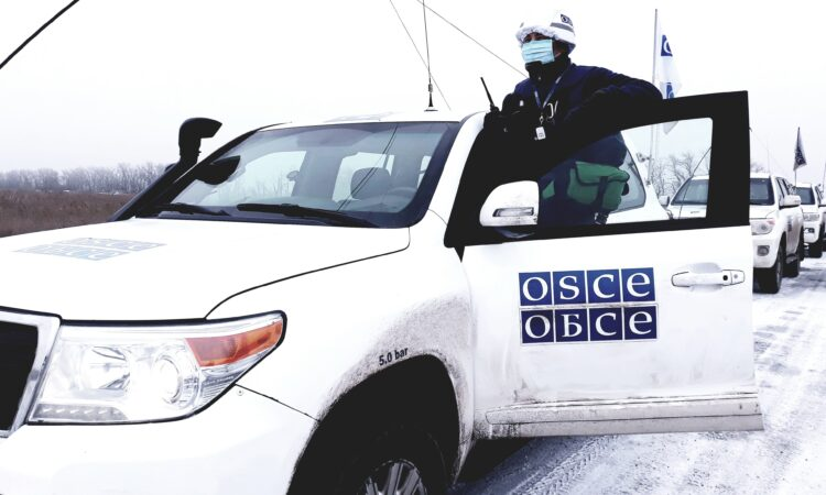 In 2020 the SMM corroborated 128 civilian casualties: 23 fatalities and 105 injuries. (@OSCE_SMM)
