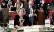 President Cederfelt, the United States welcomes your first appearance at the Permanent Council as OSCE Parliamentary Assembly President.