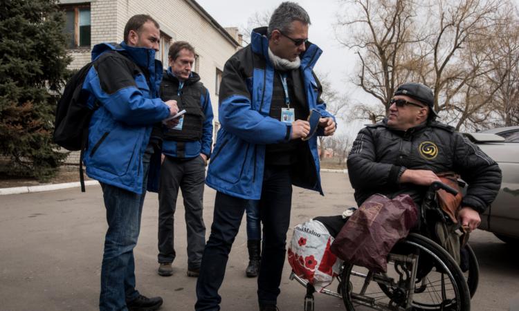 OSCE SMM eUkraine