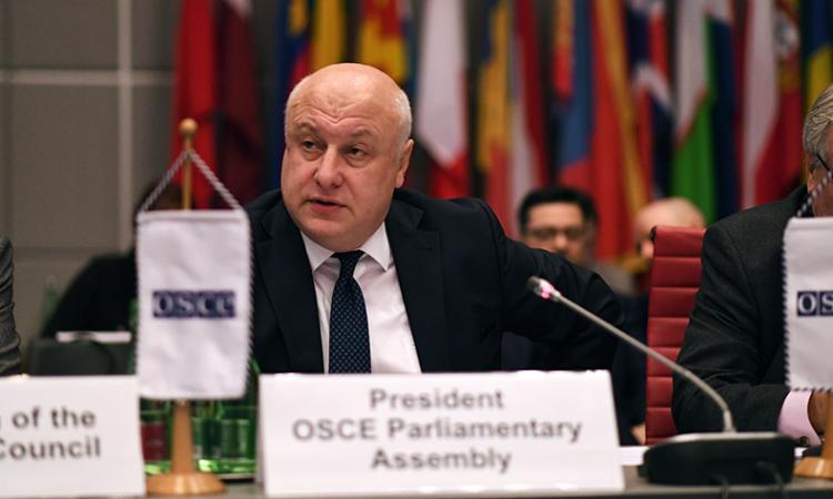 OSCE PA President