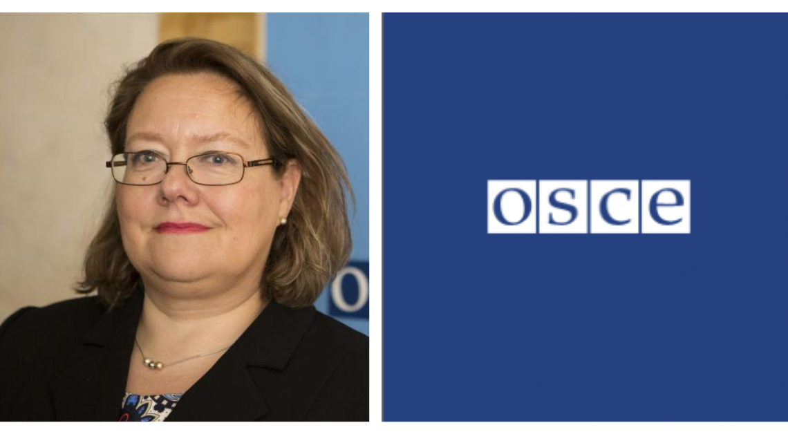 Report on the activities of the Conflict Prevention Center at the meeting of the Permanent Council (OSCE:Jonathan Perfect)